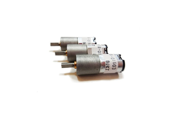 DC micro motors and reducers Canon