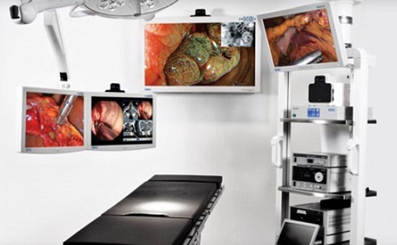 Surgical imaging custom scanning motor – NPM