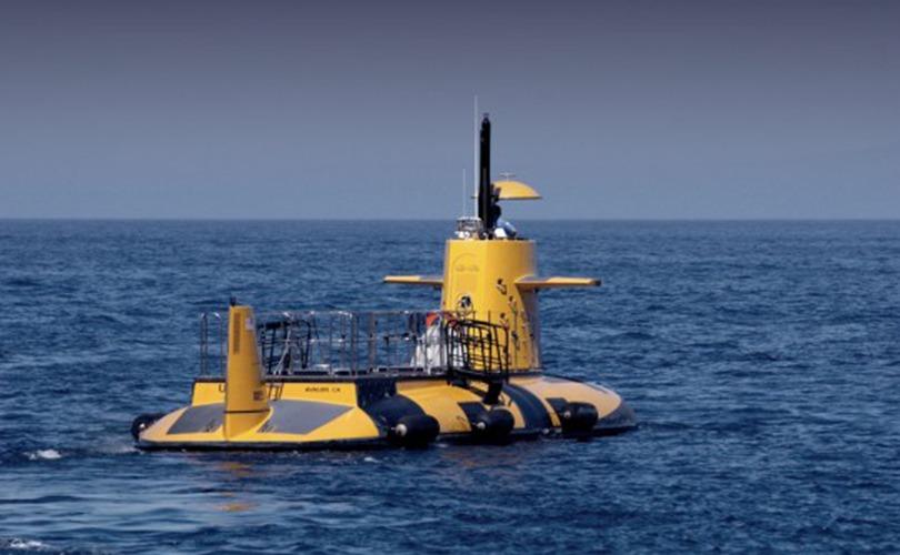 Resolver brushless e synchro brushless montati sui sottomarini – Tamagawa