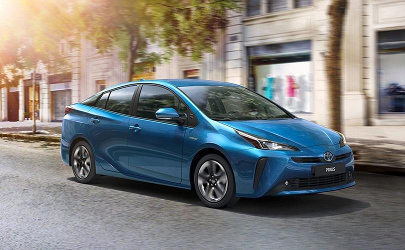 Toyota Prius: controllo del sistema ibrido con due resolver Singlsyn  – Tamagawa