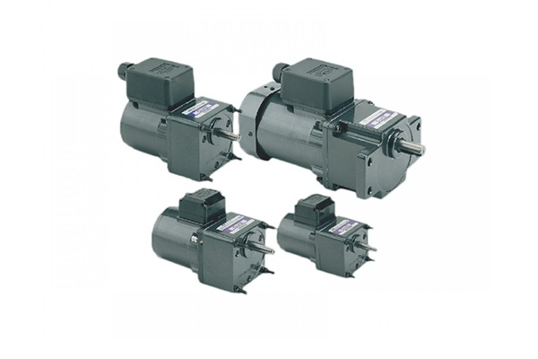 AC induction geared motors SPG