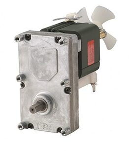 AC shaded pole gear motors SPG
