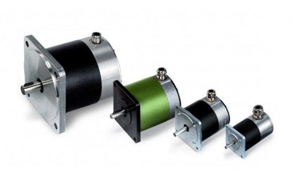 Hollow shaft and hybrid step motors Stögra