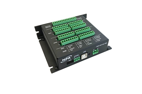 Multi-axis controller Arcus - PMX series