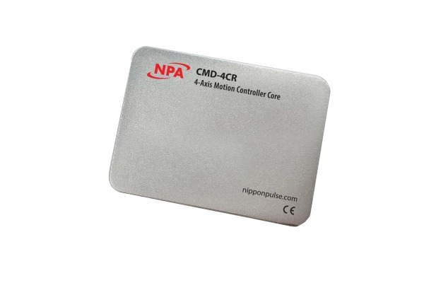 CMD-4CR, Commander core motion controller