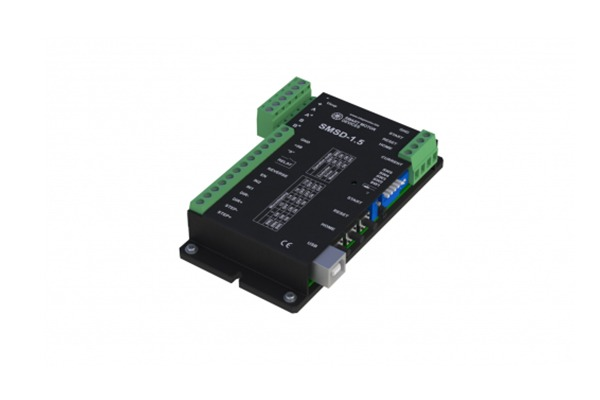 Step motor drive and controller Smart Motor Devices - SMSD Series