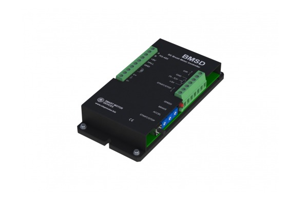 DC motor driver and controller Smart Motor Devices - BMSD Series