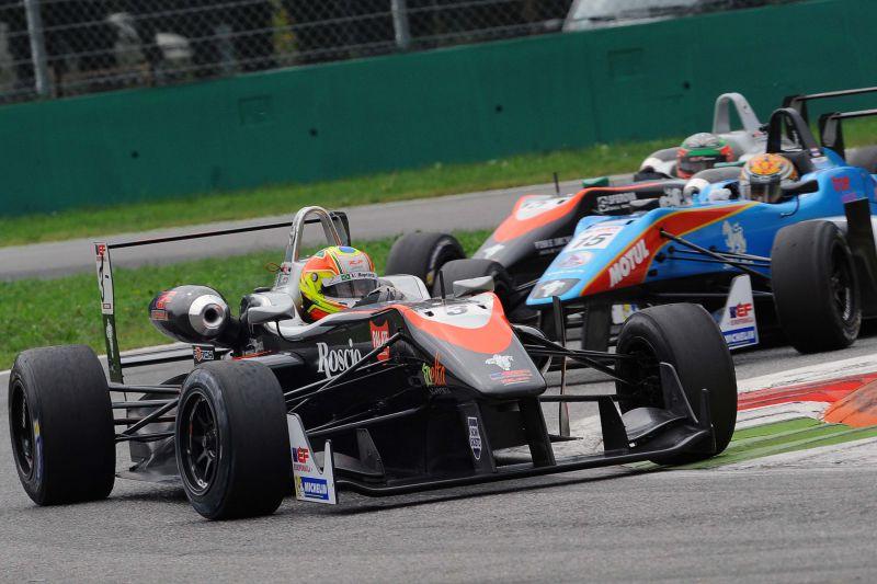 1 3 Formula 3: Garnet wins again in Monza