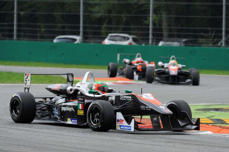 13 1 Formula 3: Garnet wins again in Monza
