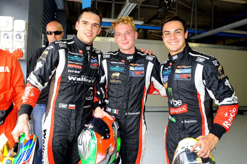 18 Formula 3: Garnet wins again in Monza