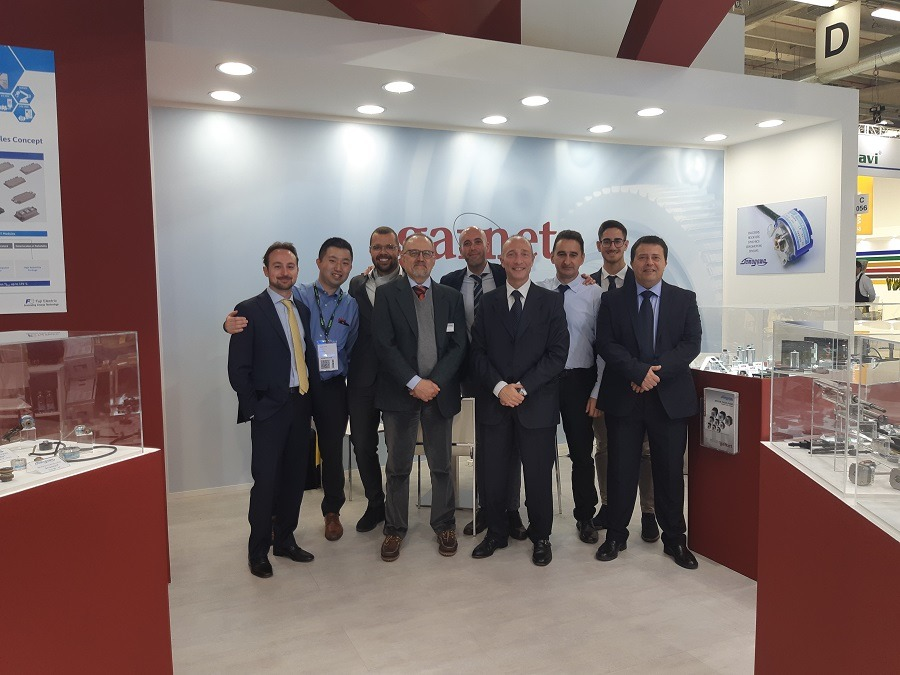 20190530 094520 Thank you for your visit at SPS Italia 2019