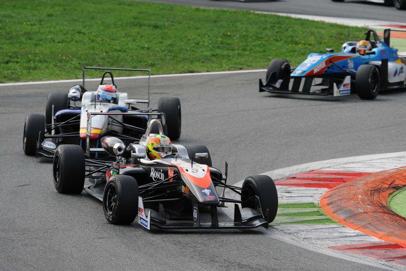 3 1 Formula 3: Garnet wins again in Monza