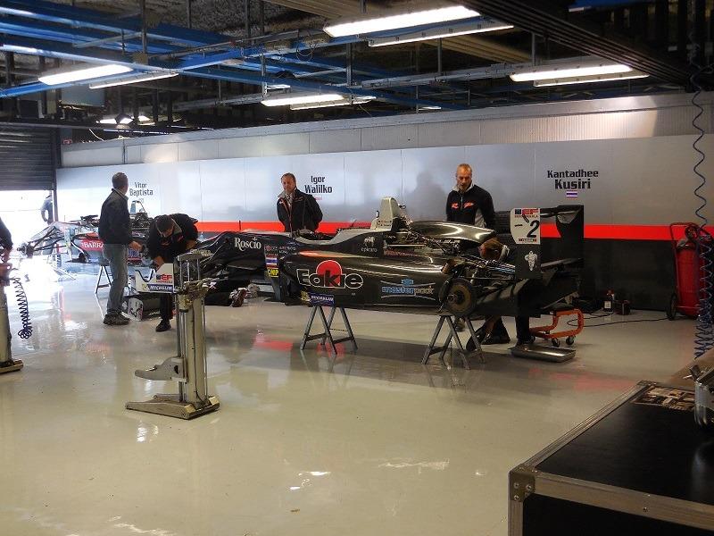 4 1 Formula 3: Garnet wins again in Monza