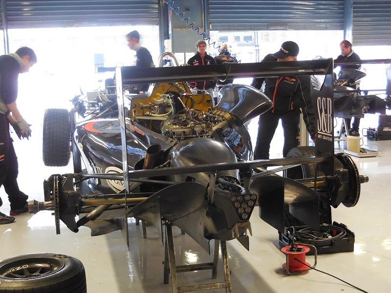 6 1 Formula 3: Garnet wins again in Monza