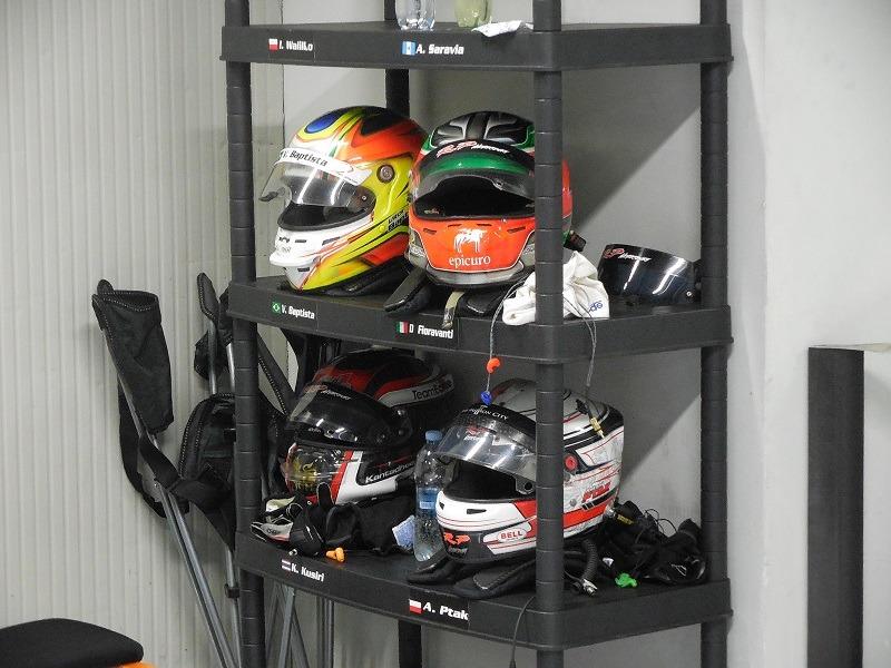7 1 Formula 3: Garnet wins again in Monza