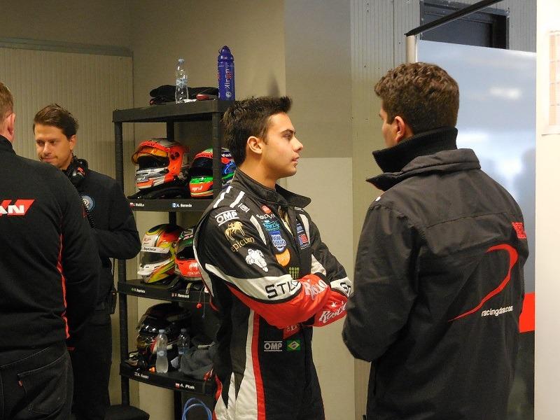 9 1 Formula 3: Garnet wins again in Monza