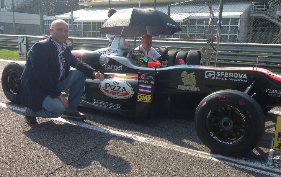 euroformula monza stuvik rp motorsports garnet 0b Garnet vince anche in pista: RP Motorsport campione