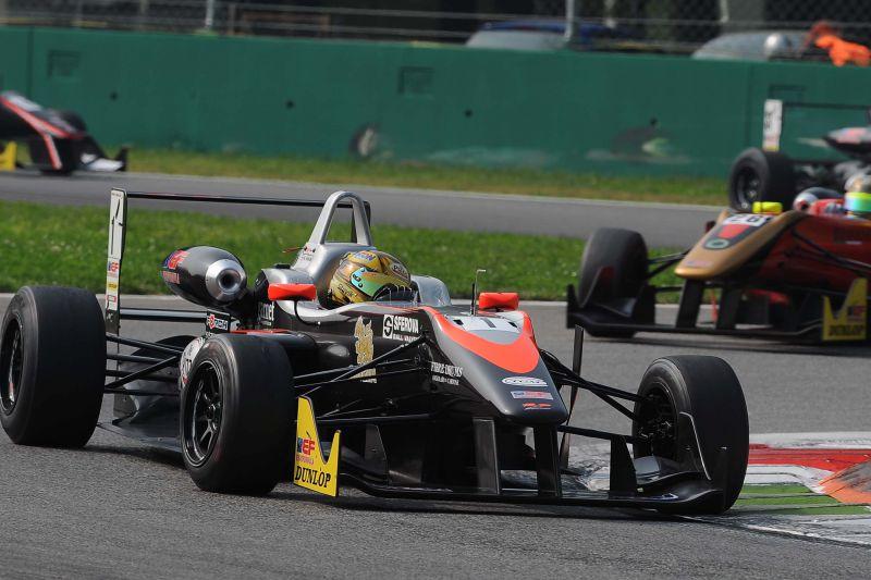euroformula monza stuvik rp motorsports garnet 14 Garnet vince anche in pista: RP Motorsport campione