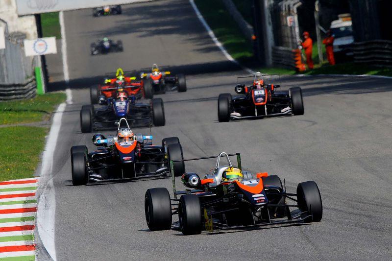euroformula monza stuvik rp motorsports garnet 15 Garnet vince anche in pista: RP Motorsport campione