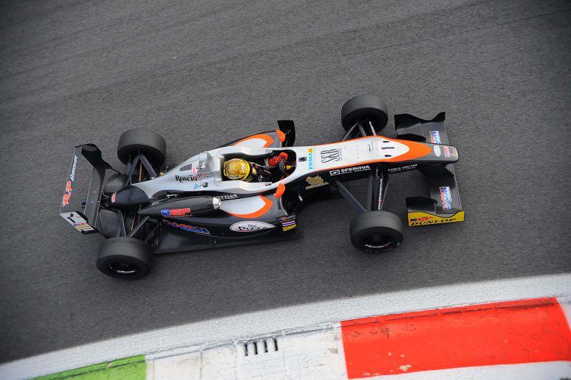 euroformula monza stuvik rp motorsports garnet 16 Garnet vince anche in pista: RP Motorsport campione