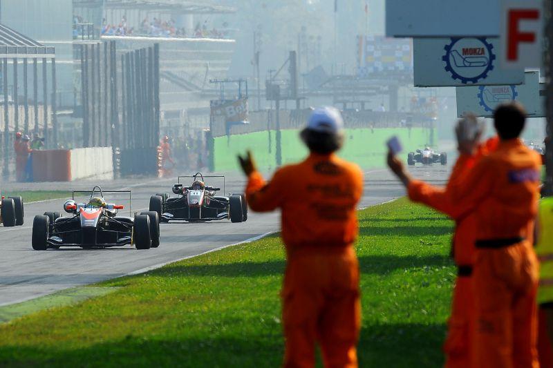 euroformula monza stuvik rp motorsports garnet 17 Garnet vince anche in pista: RP Motorsport campione