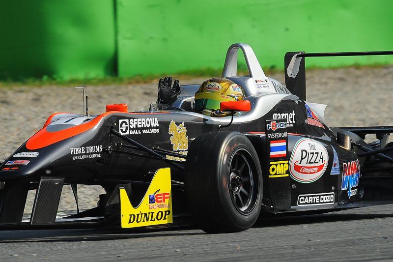 euroformula monza stuvik rp motorsports garnet 18 Garnet also wins on the track: RP Motorsport is champion