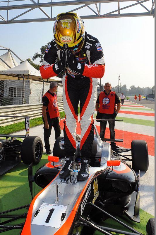 euroformula monza stuvik rp motorsports garnet 19 Garnet vince anche in pista: RP Motorsport campione