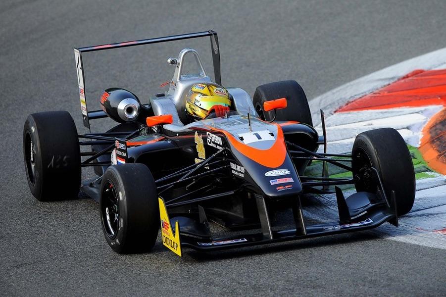 euroformula monza stuvik rp motorsports garnet 2 Garnet vince anche in pista: RP Motorsport campione