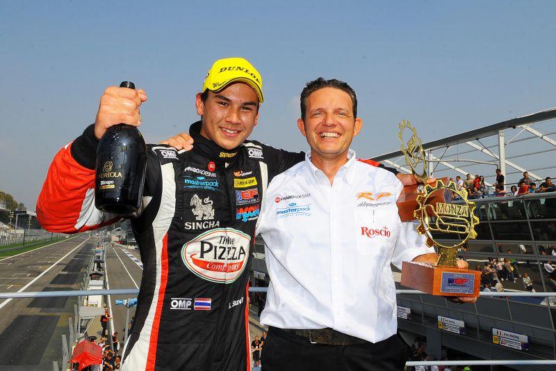 euroformula monza stuvik rp motorsports garnet 22 Garnet vince anche in pista: RP Motorsport campione