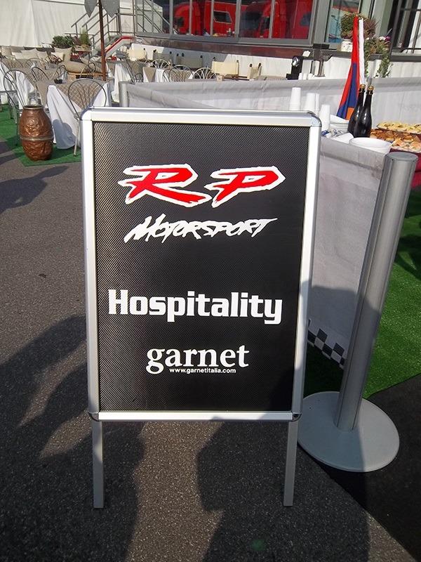euroformula monza stuvik rp motorsports garnet 23 Garnet also wins on the track: RP Motorsport is champion