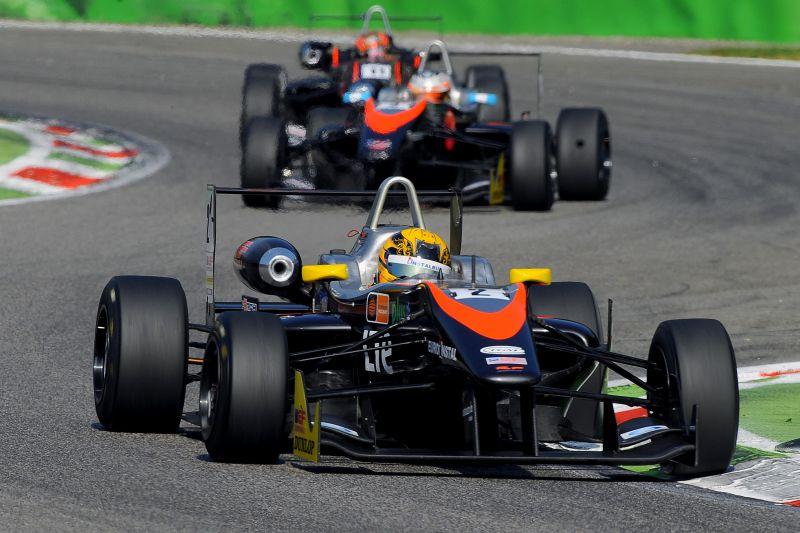 euroformula monza stuvik rp motorsports garnet 3 Garnet also wins on the track: RP Motorsport is champion