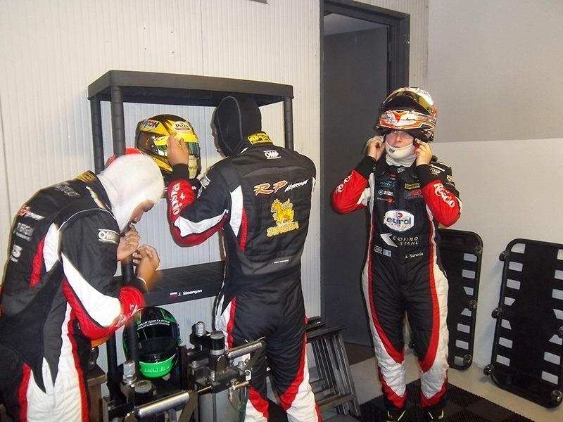 euroformula monza stuvik rp motorsports garnet 9 Garnet also wins on the track: RP Motorsport is champion