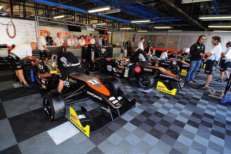 euroformula monza stuvik rp motorsports garnet 9b Garnet also wins on the track: RP Motorsport is champion
