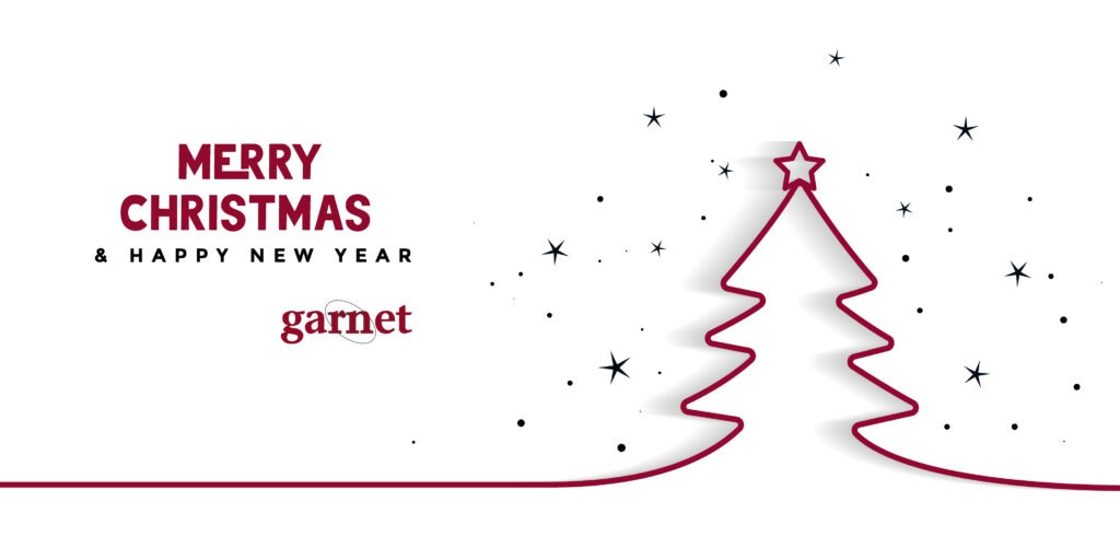 bv Garnet wishes happy Christmas holidays